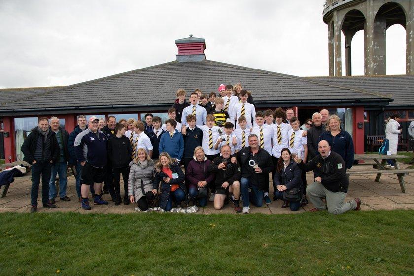 U14's EC Cup Winners 28.4.19