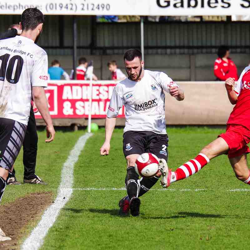 Bamber Bridge 1 - 1 Colne