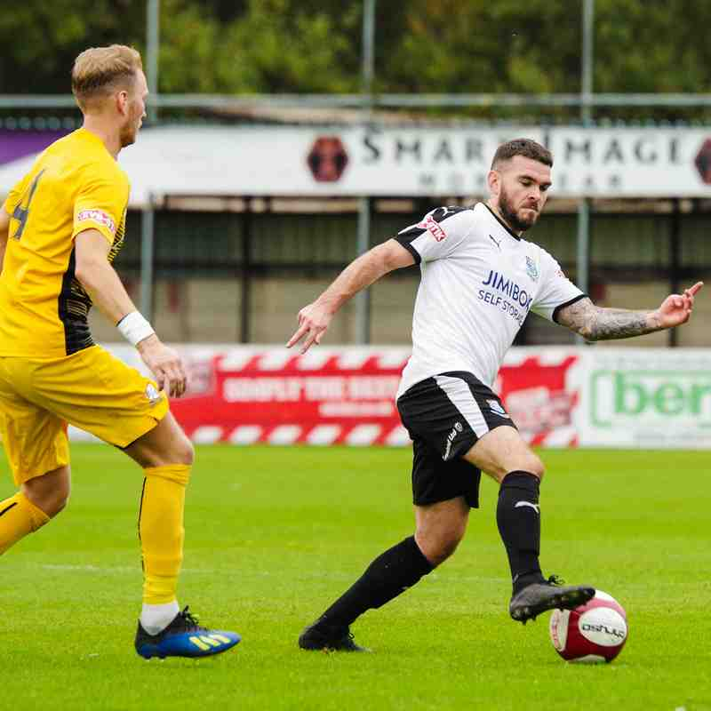 Bamber Bridge 0 - 4 Basford United (20/10/18)