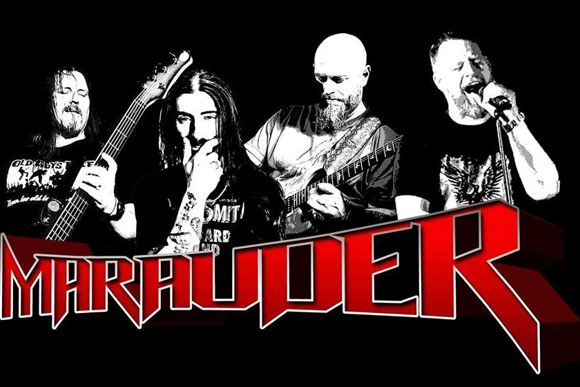 Marauder - Live and Free at BBFC!