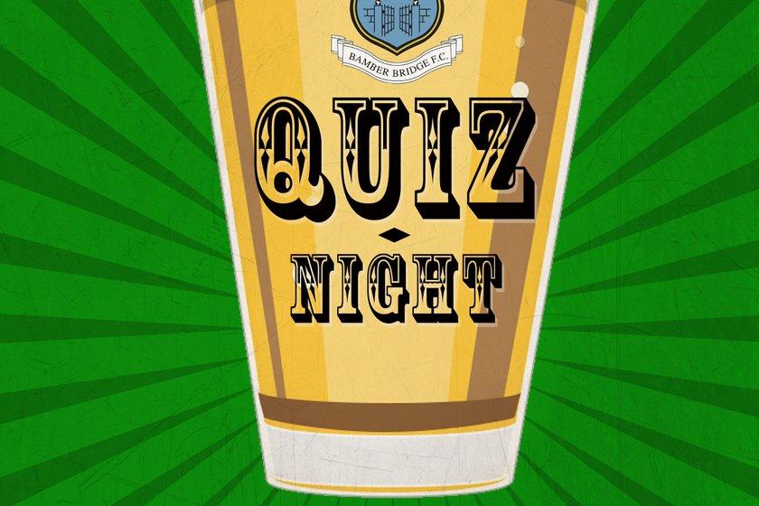 Pub Quiz Night - Wednesday 27 March 2019 (Free Event)