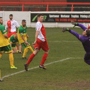 Canaries Knocked Off Their Perch