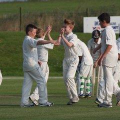 Cheshire U11 semi-final v Bramhall