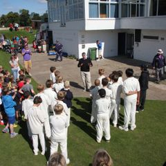 U11 B Cup Final v Weaverham (7 Sep 2014)