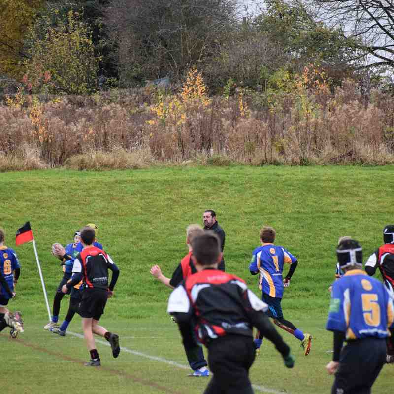U13/U14 v Chesterfield 20 Nov 2016