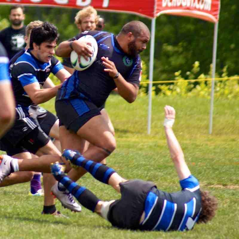Division III Side v MAC Championships - 15th May 2016