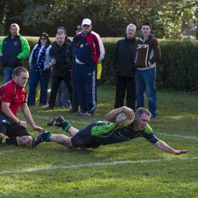 Athletic v Ringwood