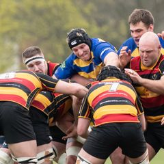 OEs 1st XV vs Cinderford (H) 06 Apr 2018-19