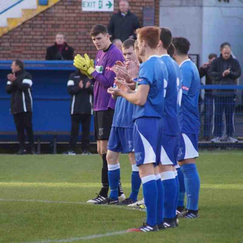 Leek Town v Frickley Athletic 04/11/17