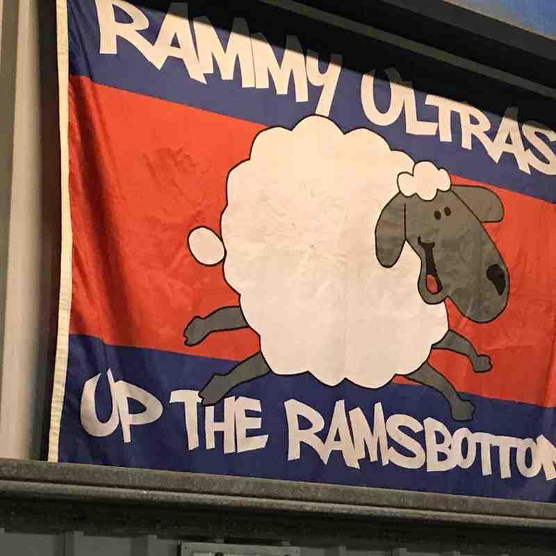 Ramsbottom United v Leek Town 05/01/19