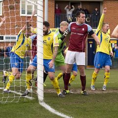 Warrington Town 1 Ossett Albion 0