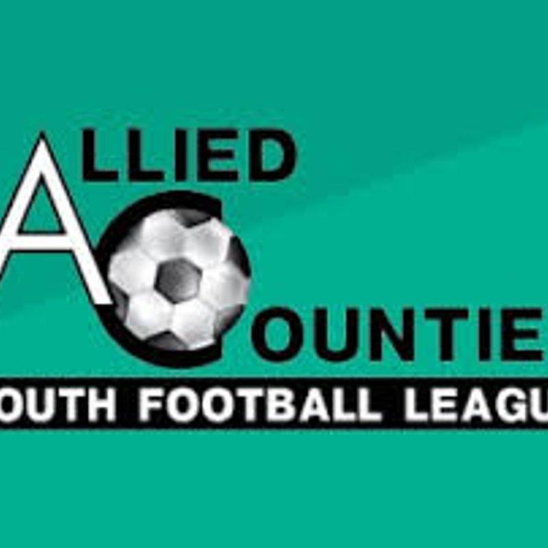 Youth Team beat Colney Heath Youth U18 2 - 3