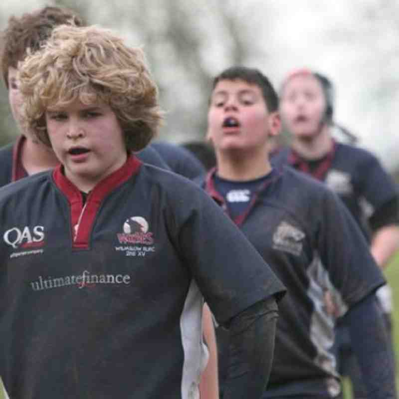 050211 - U13 Cheshire Cup Bowden