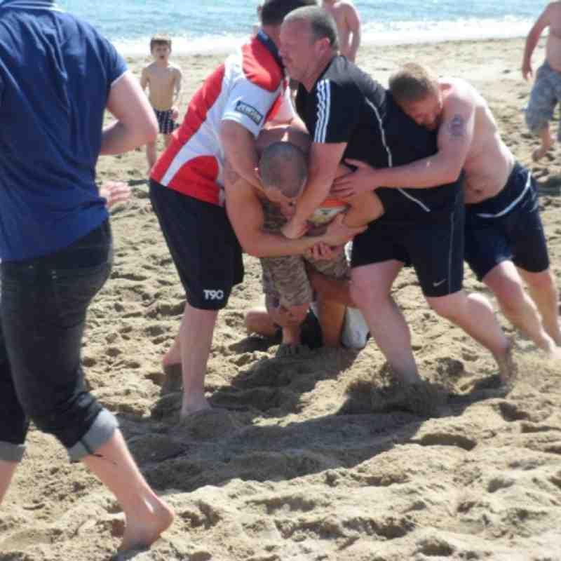 beach bum rugby 2012