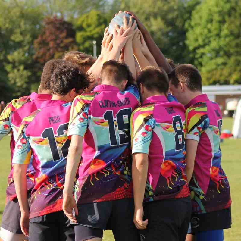 U15s take the Plate at UR7s Championships 2017