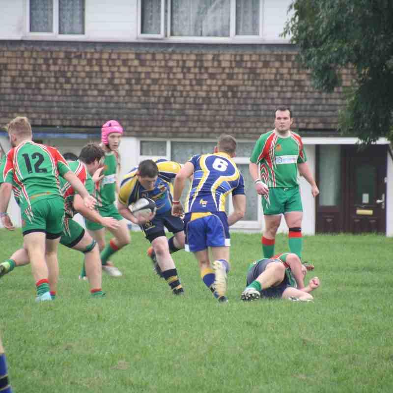 Swindon 2nds (A) Sept 2014