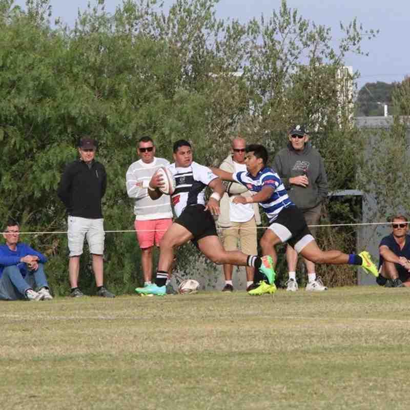 1sts v Melb Uni 11-04-2015