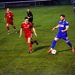 Bangor City v Denbigh Town 11.1.19