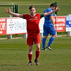 Mark Roberts' superb hat trick  13 Apr 19  by Roy Gunther