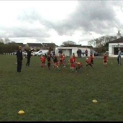 William Interception V Keighley 2012 U8's