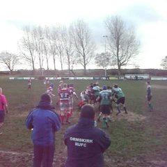 Why can't we do this on every lineout!  Senior Colts.