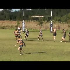 Parksey's try against Broad Plain RFC