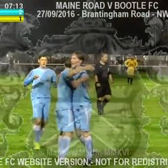 Maine Road Vs Bootle FC (26.09.16)