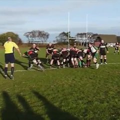 Thorpeness Rugby Club vs Harwich & Dovercourt 07th Dec 2013