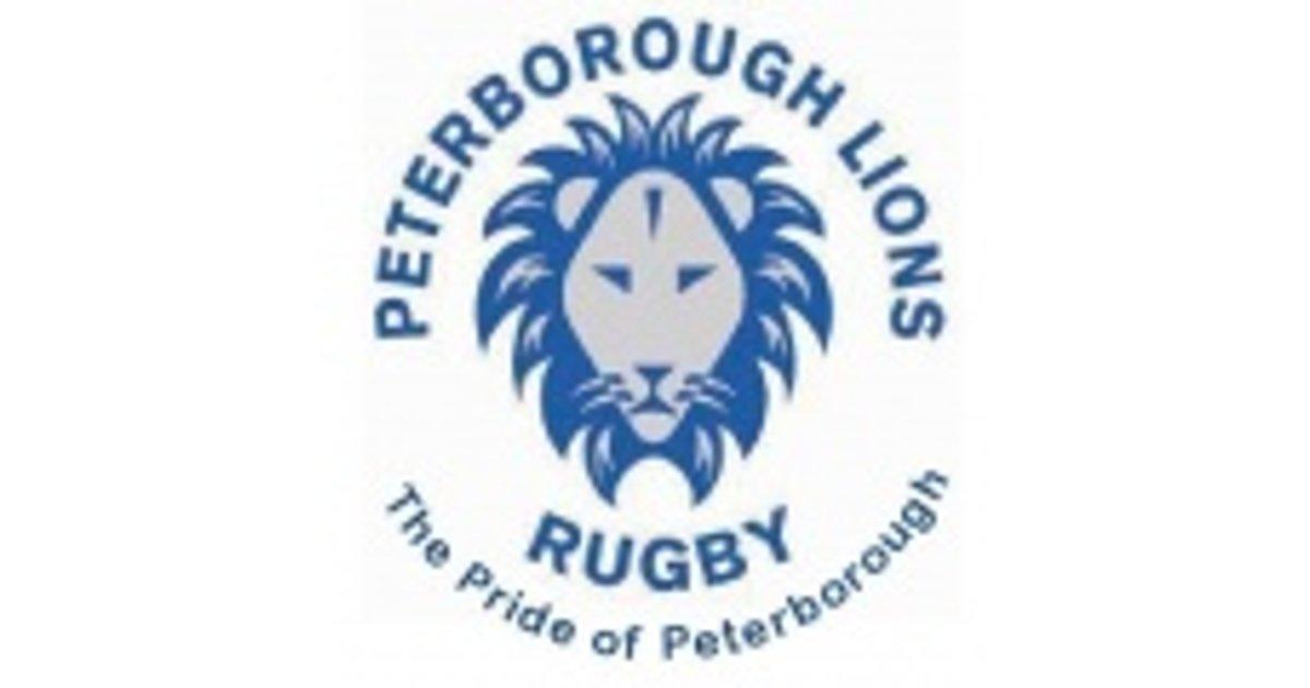 Lions 1XV - Peterborough Lions RFC