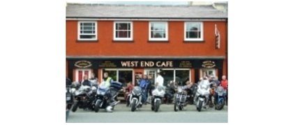 West End Cafe Llandovery