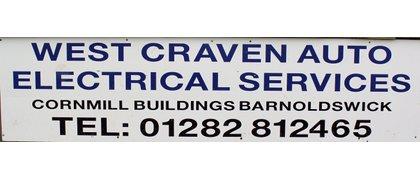 West craven auto electrical services