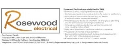 ROSEWOOD ELECTRICAL LTD