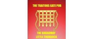 The Traitors Gate Pub, Grays