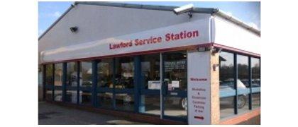 Lawford Service Station