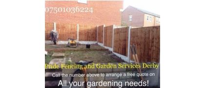 Pride fencing and gardening