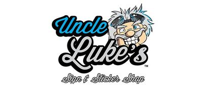 Uncle Lukes Sign & Sticker Shop