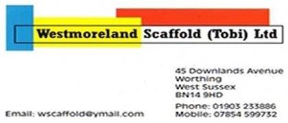 Westmoreland Scaffold ( Tobi ) Ltd