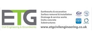 ETG Civil Engineering & Groundworks