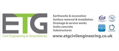 ETG Civil Engineering & Groundworks