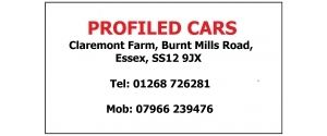 Profiled Cars