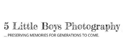 5 Little Boys