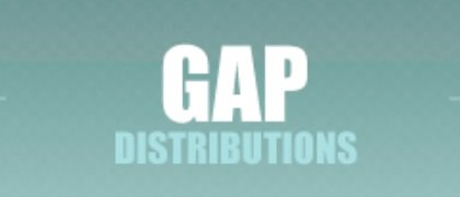 GAP Distributions