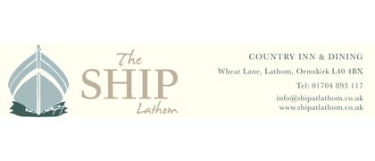 The Ship Inn @ Lathom