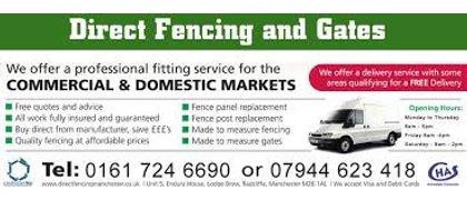Direct Fencing & Gates