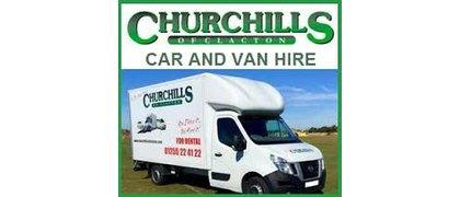Churchills Van Hire