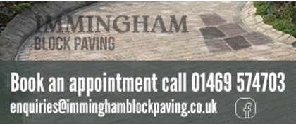 Immingham Block Paving