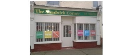 The Sandwich Corner