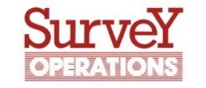 Survey operations