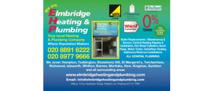 Elmbride Plumbing & Heating