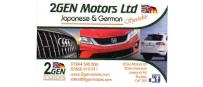2GEN Motors Ltd